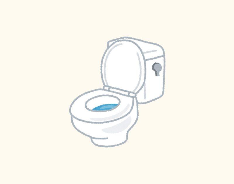弊社のトイレについて